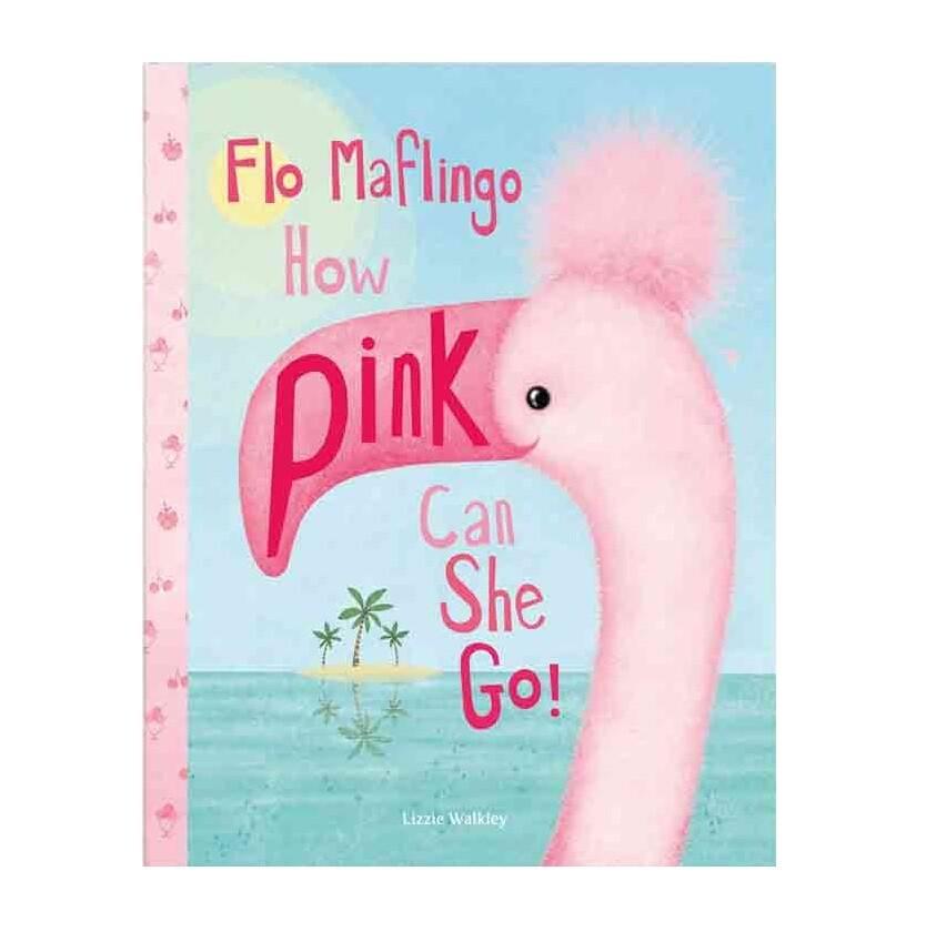 Flo Flamingo Book