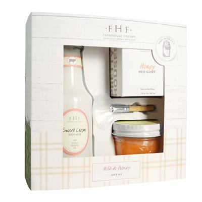 Milk & Honey Deluxe Gift Set