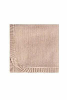 Petal Knit Blanket
