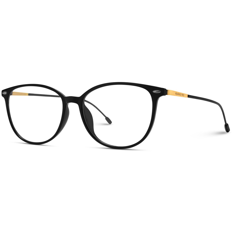 Logan Blue Light Blocking Glasses Black
