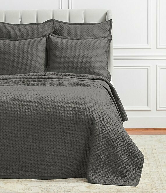 Mila Shale Queen Coverlet