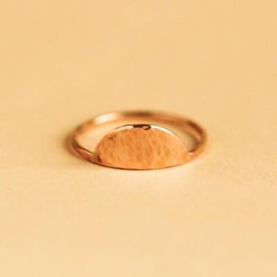 Selene Moon Ring