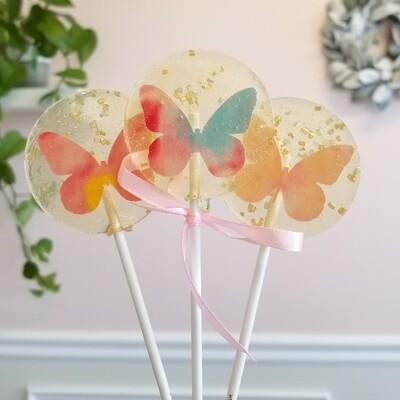 Butterfly Guava Lollipop