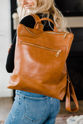 Reese Backpack Purse