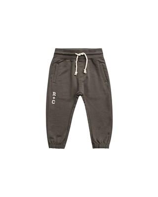 Charcoal Jogger Pant