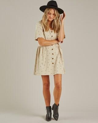 HorseShoes Button-up Dress Women's