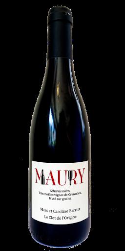 Clot de l'Origine Maury Rouge 2017 500ML