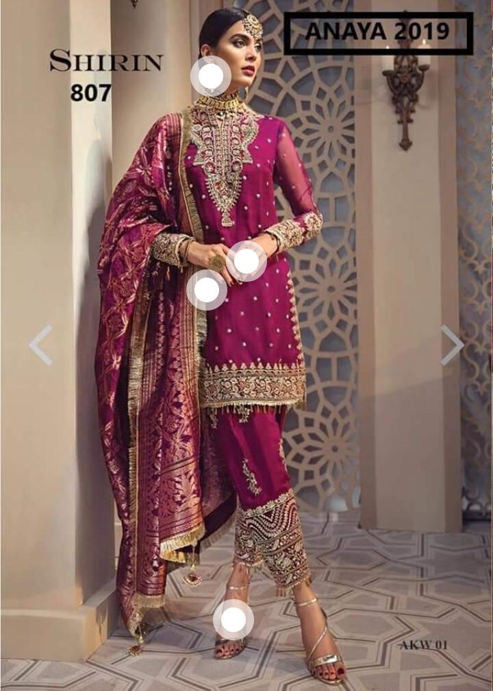 ANAYA PARTY WEAR DRESS
