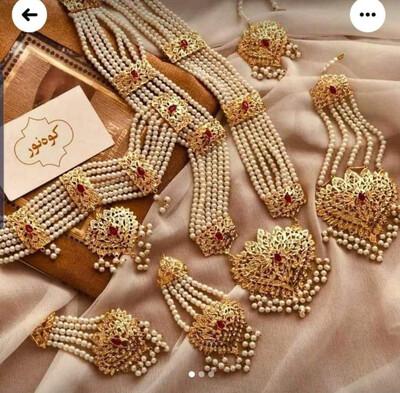 Beautiful jewelry sets