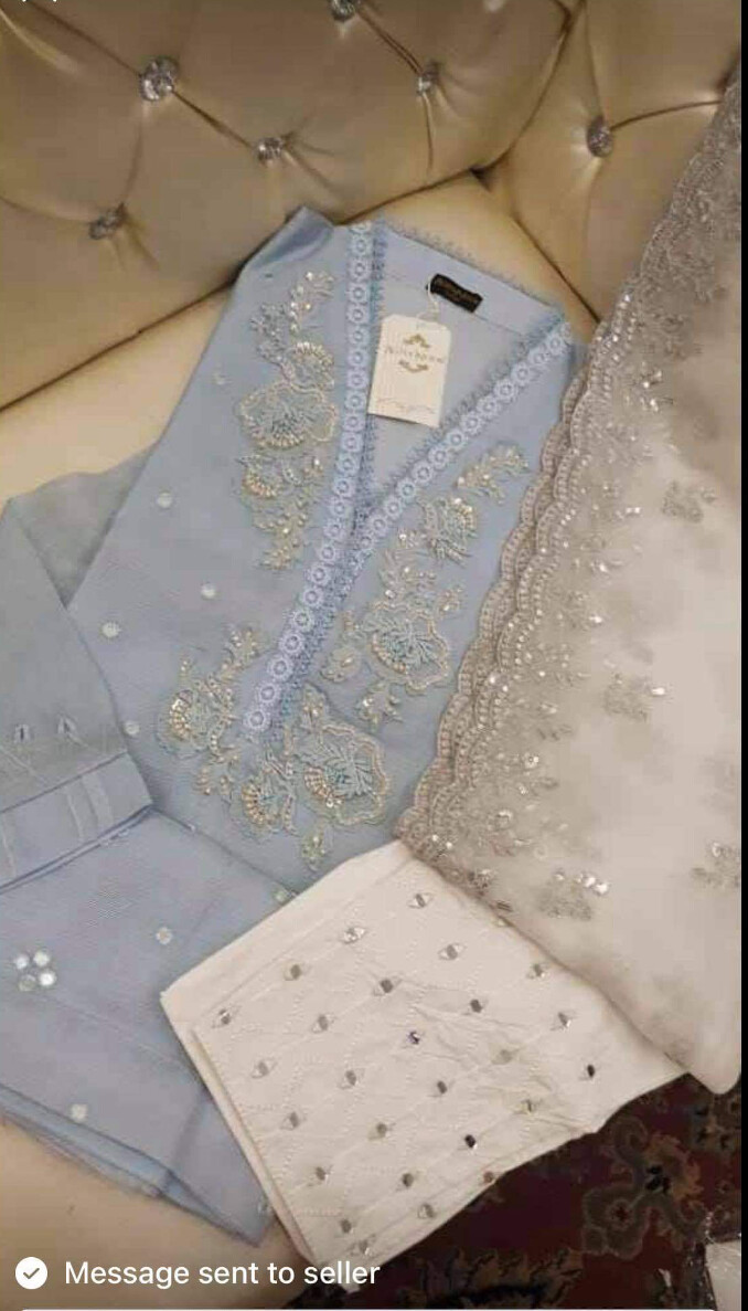 BEAUTIFUL AGHA NOOR DRESS