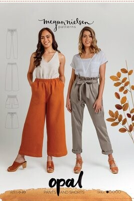 """Megan Nielson """"Opal"""" Pants Pattern"""