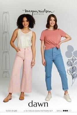 """Megan Nielson """"Dawn Jeans"""" pattern"""