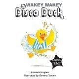 Wakey Wakey Disco Duck - (order quantity 5+) RRP £5.99