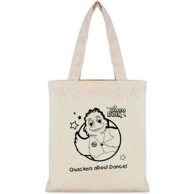 Small cotton shopping bag.