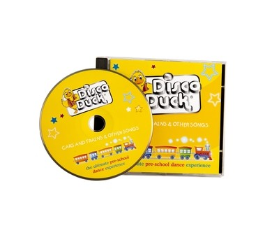 Disco Duck CD