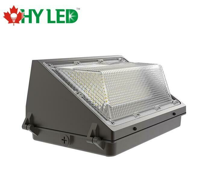 WALL PACK WP-NGL360-120W 5000K PHOTOCELL HY HLE