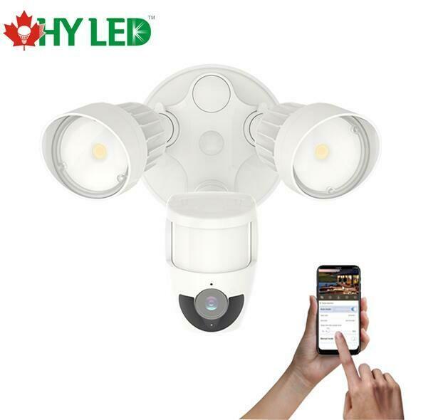 LED SMART SECURITY LIGHT 20W WH 5K SRYAW120WW50 HY HLE