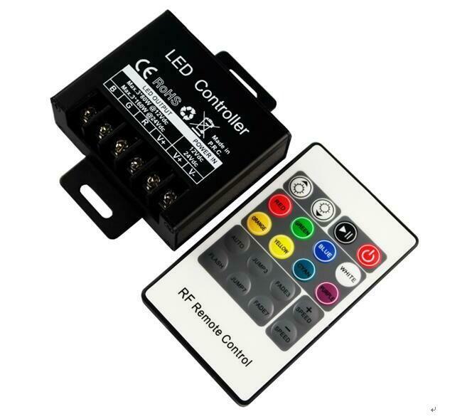 CONTROLLER HX-RGB4-RF20K HY HOL