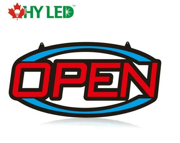 """OPEN SIGN-30""""X15""""-HY-HL"""