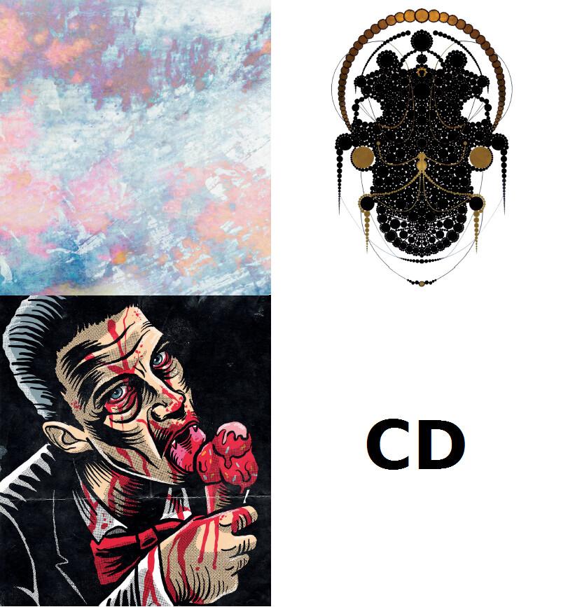 Compil CD au choix (sticker offert)