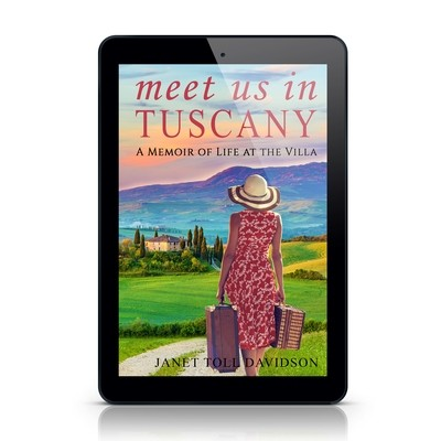 Meet Us in Tuscany