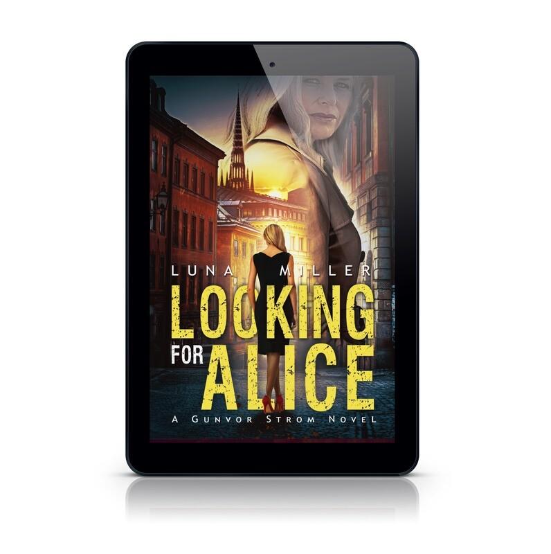 Looking for Alice by Luna Miller - eBook