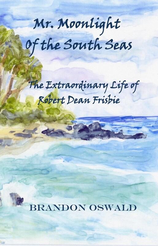Mr. Moonlight of the South Seas - eBook