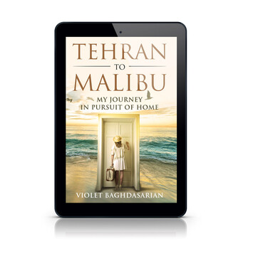Tehran to Malibu - eBook