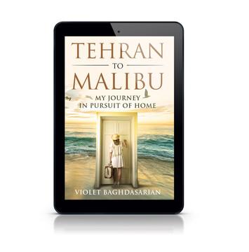 Tehran to Malibu - eBook