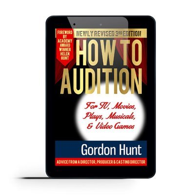 (Coming in 2021)  How To Audition - eBook
