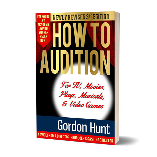 (Coming 2021)  How To Audition - paperback