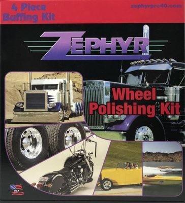 Wheel Polish Kit