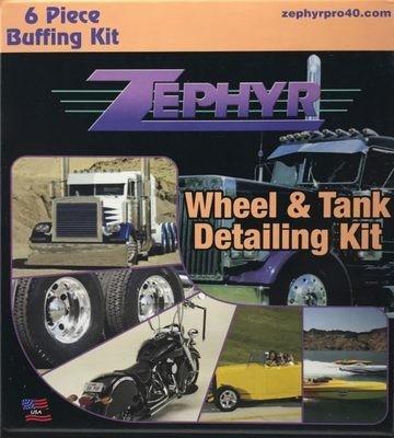 Wheel & Tank Detailing Kit