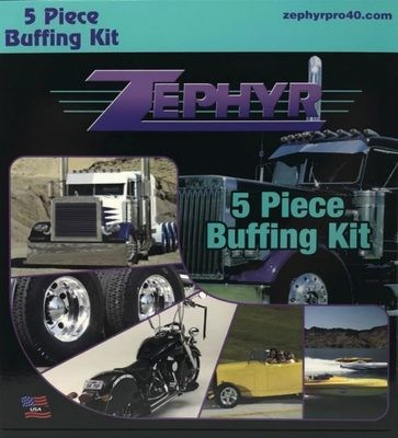 Buffing Kit 5 Piece