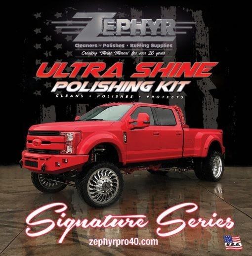 Ultra Shine Polishing Kit