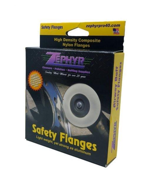 Airway Buff Safety Flange Set