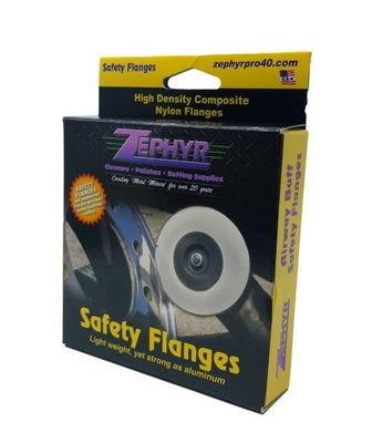 Airway Buff Safety Flange Set