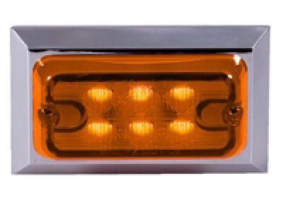 Rectangular Clearance Marker Light
