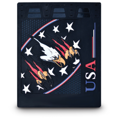 USA Flying Eagle Mud Flap