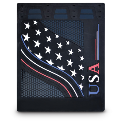 USA Stars Mud Flap
