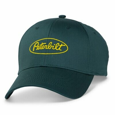 Peterbilt Green Hat