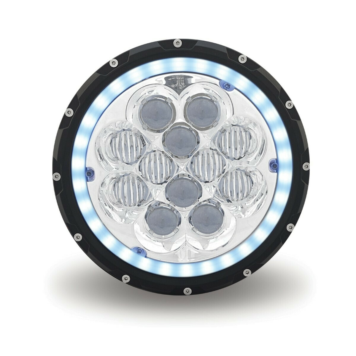 Round LED Headlight