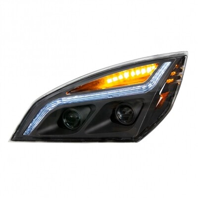 LED Projection Blackout Headlight for Freightliner Cascadia