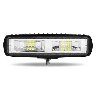 Super Wide Flood LED Work Lamps