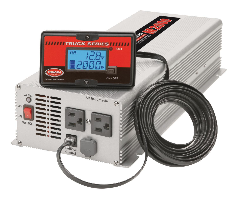 Tundra 2000 Watt Inverter