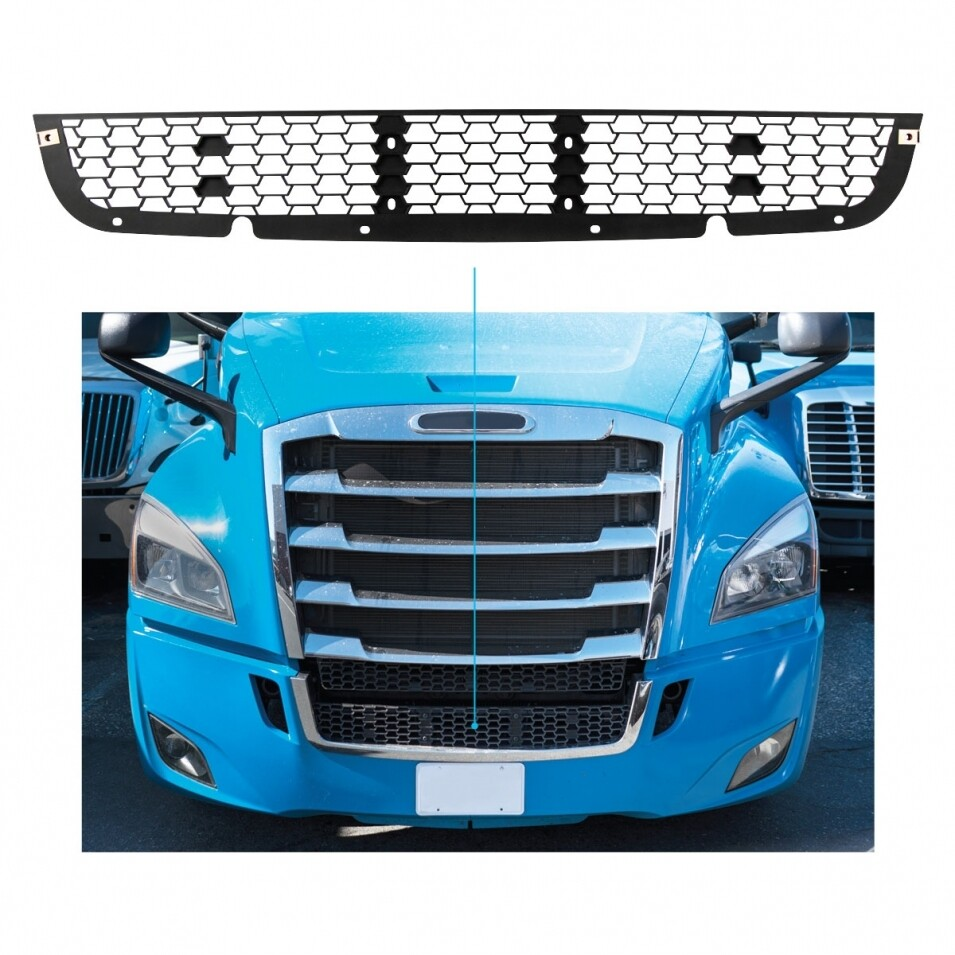 Bumper Mesh for Freightliner Cascadia