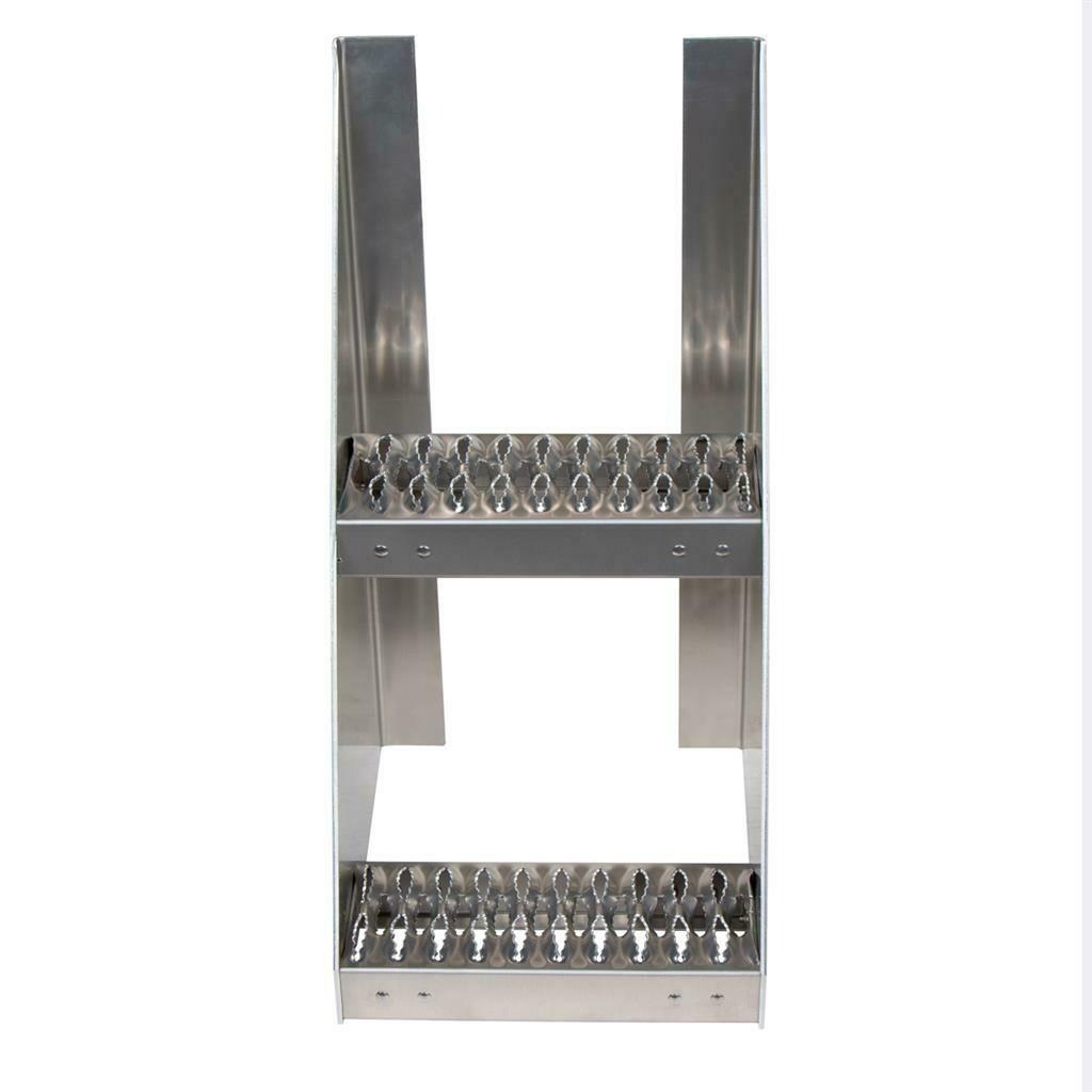 12 Inch Aluminum Frame Step