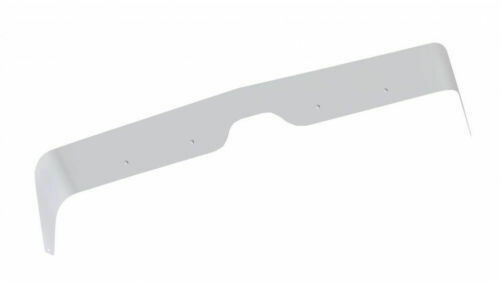 Stainless Steel Bug Deflector for International 9900 Series
