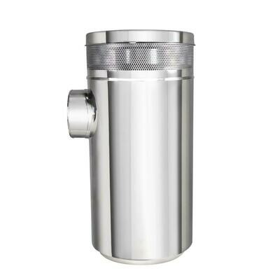 15 Inch Chopped Stainless Steel Air Cleaner Housing