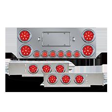 Rear Frame LED Light Panel Kit